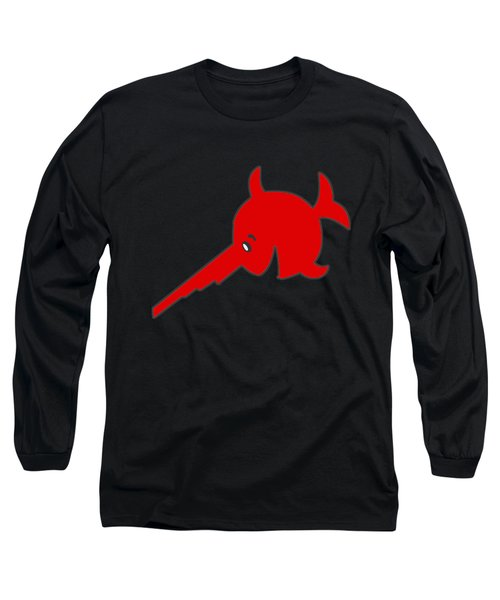 Uboat Swordfish Long Sleeve T-Shirt