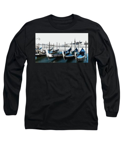 Venezia High-key, Italy Long Sleeve T-Shirt