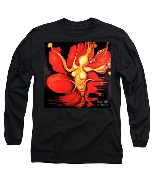 Venus Rising Long Sleeve T-Shirt