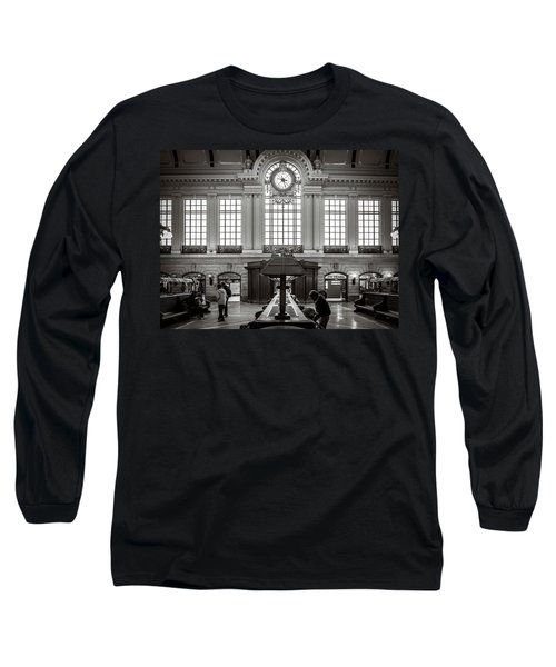 Waiting Room Long Sleeve T-Shirt