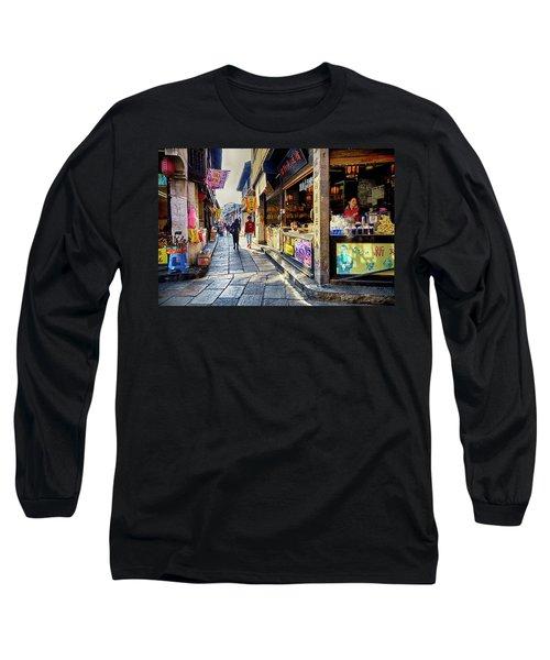Water Village II Long Sleeve T-Shirt