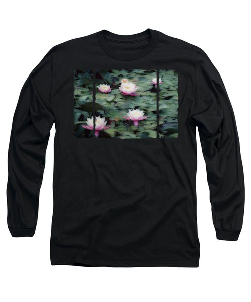 Waterlily Impressions Long Sleeve T-Shirt