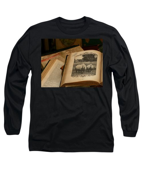 Wild Wonders Long Sleeve T-Shirt