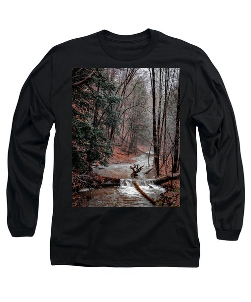 Winter Woods Long Sleeve T-Shirt