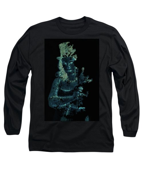 Within The Leaves Long Sleeve T-Shirt