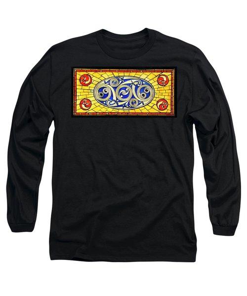 Yellow Brick World Long Sleeve T-Shirt