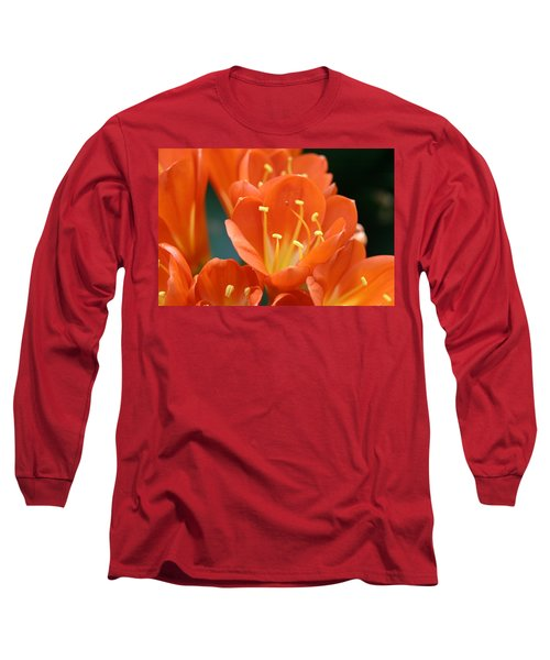 Clivia Long Sleeve T-Shirt