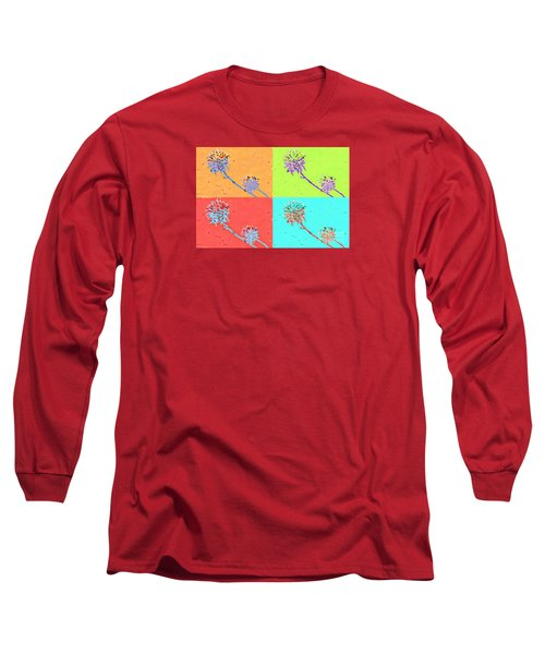 Long Sleeve T-Shirt featuring the photograph  Seasons by Janice Westerberg