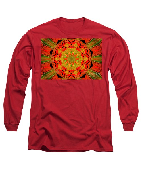 Brighten Your Day.unique And Energetic Art Long Sleeve T-Shirt