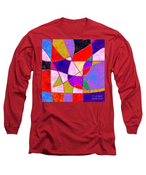 0269 Abstract Thought Long Sleeve T-Shirt