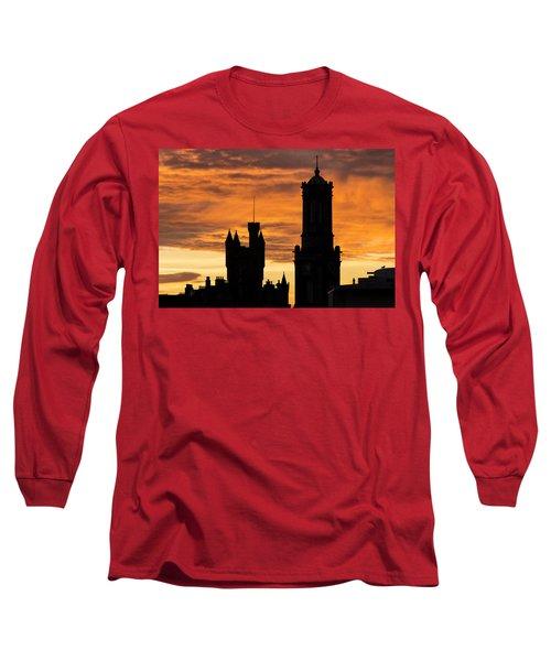 Aberdeen Silhouettes Long Sleeve T-Shirt
