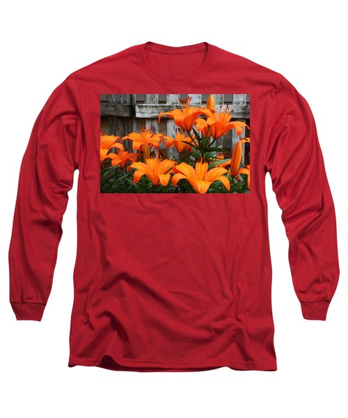 Afternoon Delight Long Sleeve T-Shirt by Bruce Bley