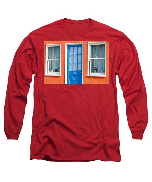 Beach Cottage Long Sleeve T-Shirt