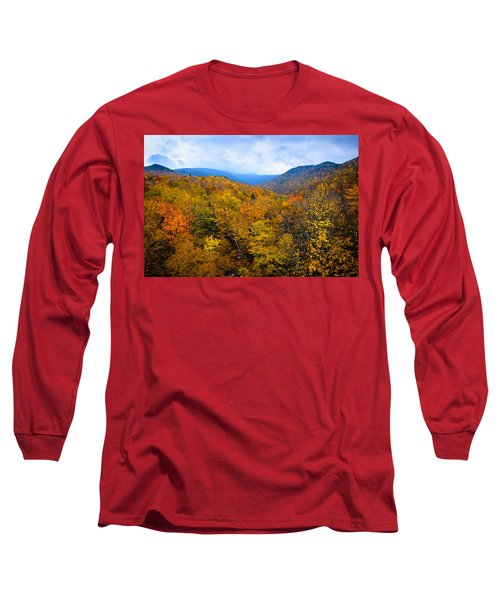 Colors Of Nature Long Sleeve T-Shirt