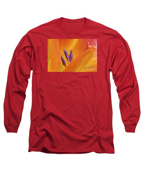 Day Lily  2 Long Sleeve T-Shirt