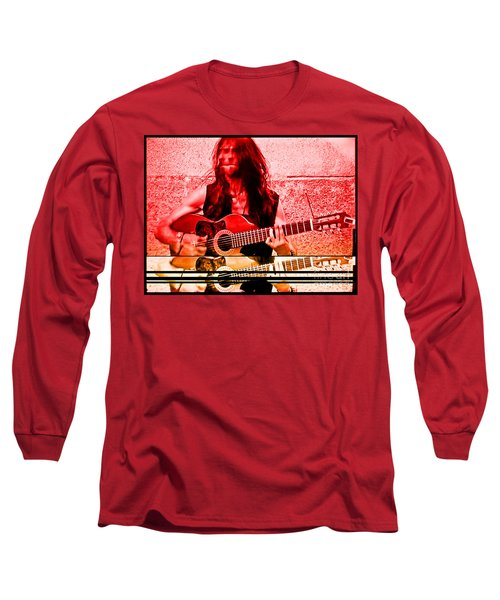 Estas Tonne Long Sleeve T-Shirt by Fei A