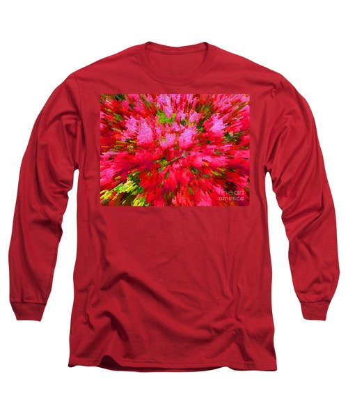 Explosion Of Spring Long Sleeve T-Shirt