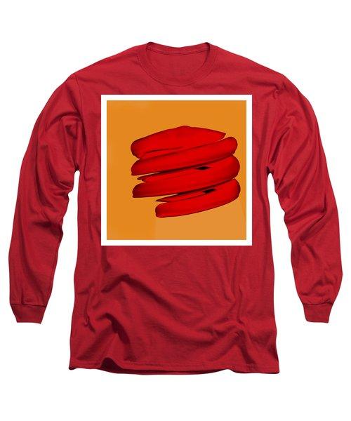Fluorescent Long Sleeve T-Shirt