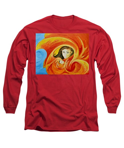 Mother's Warmth Long Sleeve T-Shirt