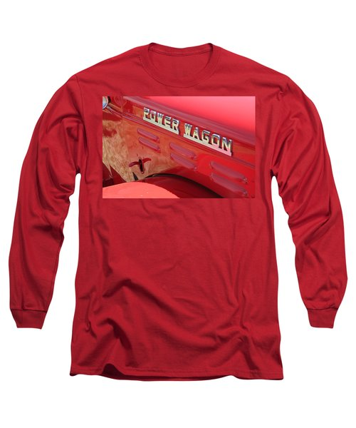 Power Wagon Long Sleeve T-Shirt