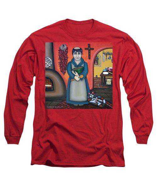 San Pascuals Kitchen Long Sleeve T-Shirt