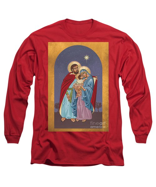 The Holy Family For The Holy Family Hospital Of Bethlehem 272 Long Sleeve T-Shirt