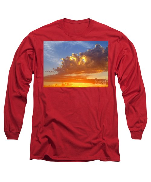 Long Sleeve T-Shirt featuring the photograph To God Be The Glory by Robert Pearson