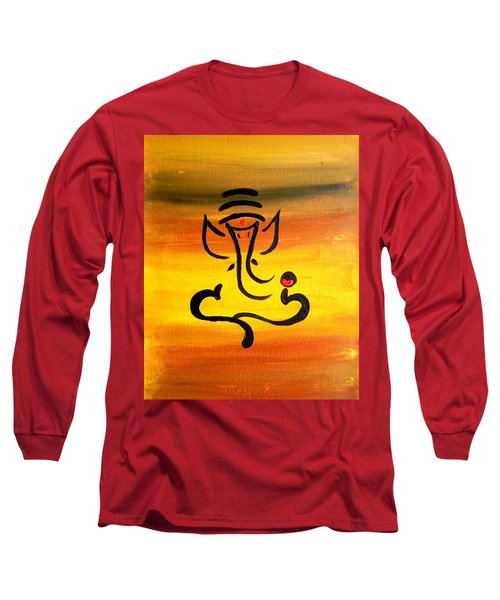 11 Nandana- Son Of Lord Shiva Long Sleeve T-Shirt