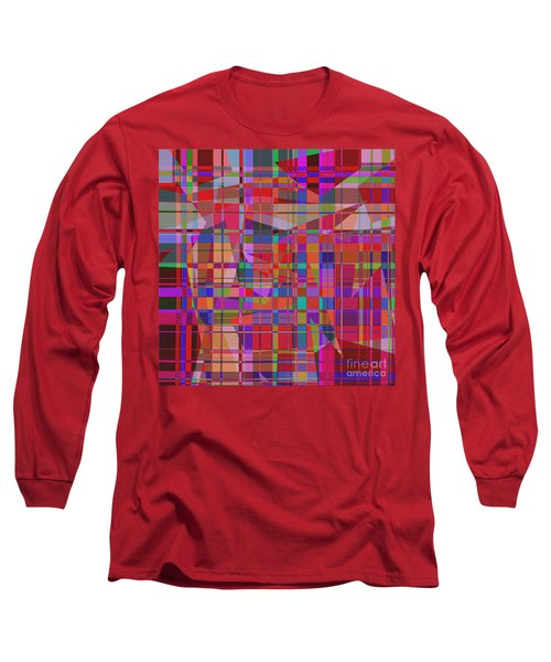 1131 Abstract Thought Long Sleeve T-Shirt
