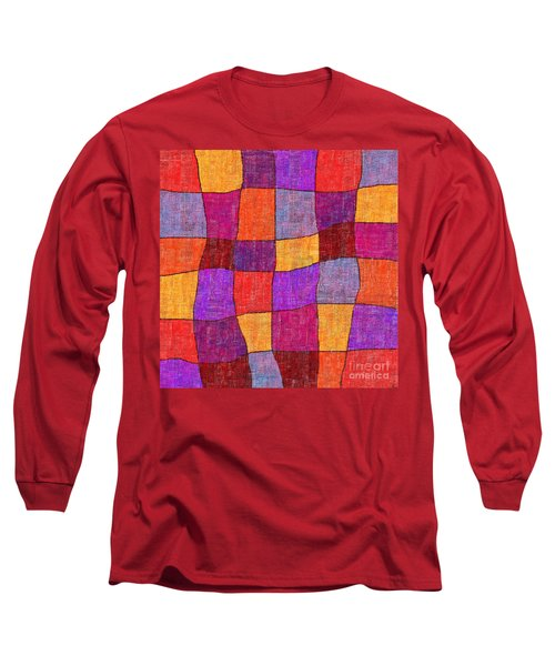 1343 Abstract Thought Long Sleeve T-Shirt