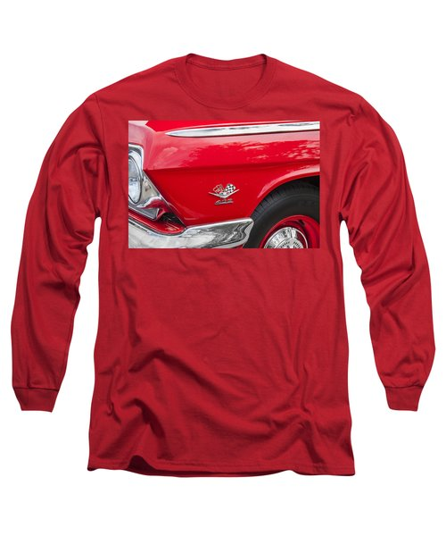 1962 Chevy Impala 409 Long Sleeve T-Shirt