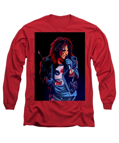 Alice Cooper  Long Sleeve T-Shirt