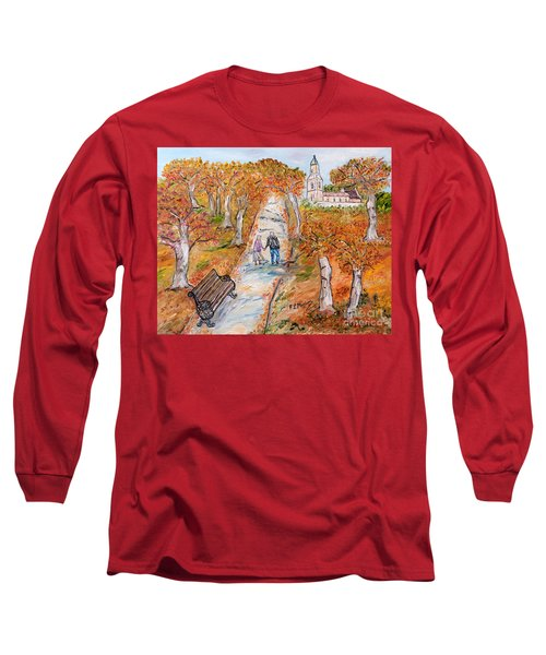 L'autunno Della Vita Long Sleeve T-Shirt