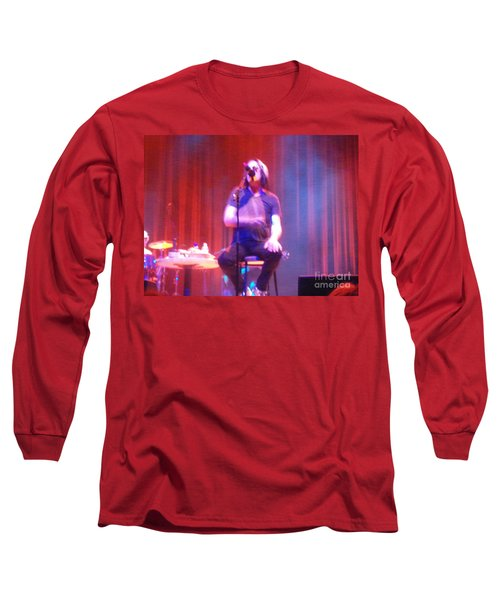 Todd Long Sleeve T-Shirt by Kelly Awad