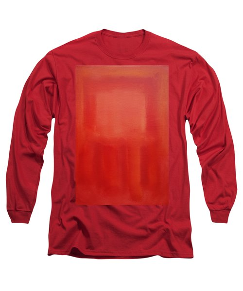 Figures In A Souk Long Sleeve T-Shirt