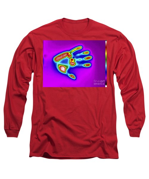 Thermal Shadow Long Sleeve T-Shirt