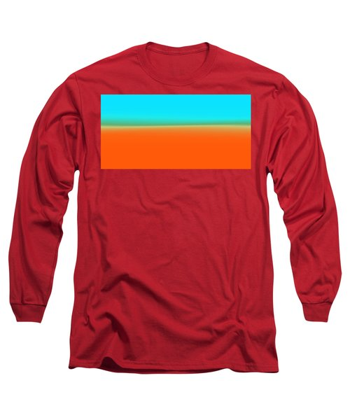Travelling Through Paradise Long Sleeve T-Shirt
