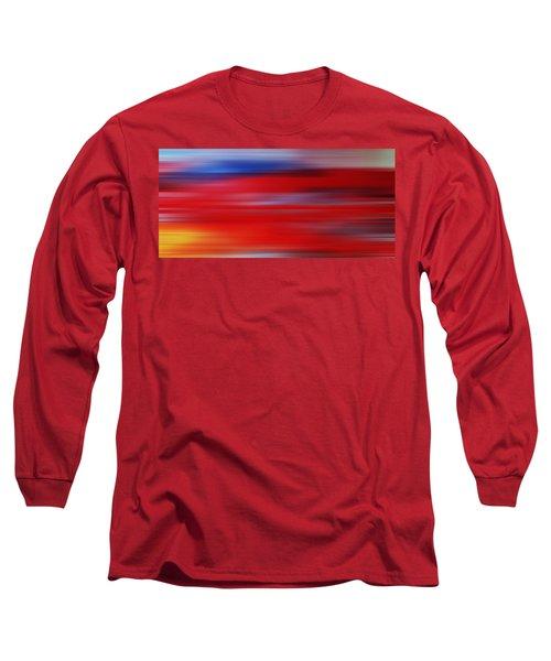 Series Mesmerizing Landscapes Long Sleeve T-Shirt by Sir Josef - Social Critic -  Maha Art