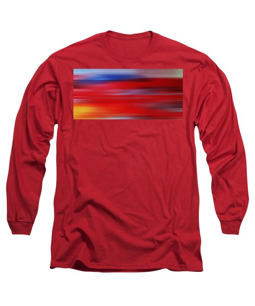 Series Mesmerizing Landscapes Long Sleeve T-Shirt