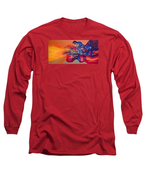 Morning Glory Sold Out Long Sleeve T-Shirt