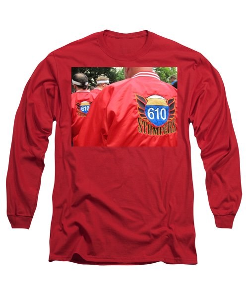 610 Stompers - New Orleans La Long Sleeve T-Shirt