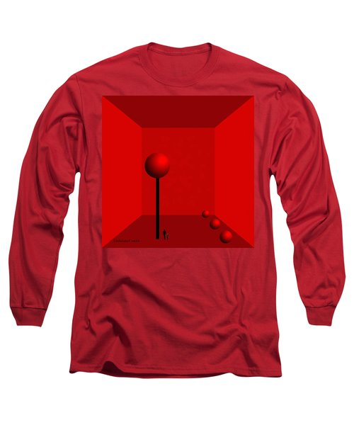980 -    For Ever  Trapped Long Sleeve T-Shirt