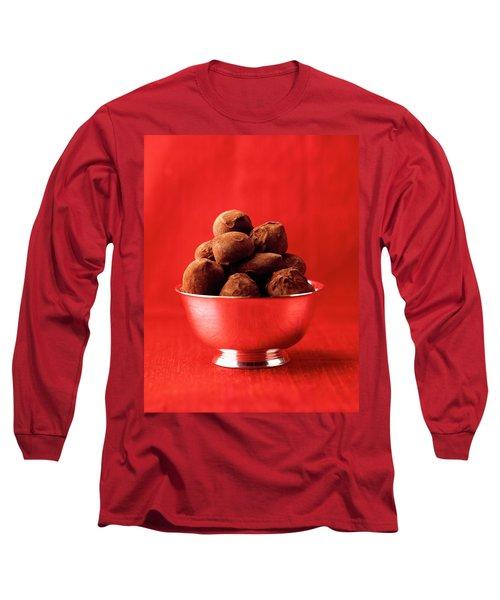 A Bowl Of Truffles Long Sleeve T-Shirt