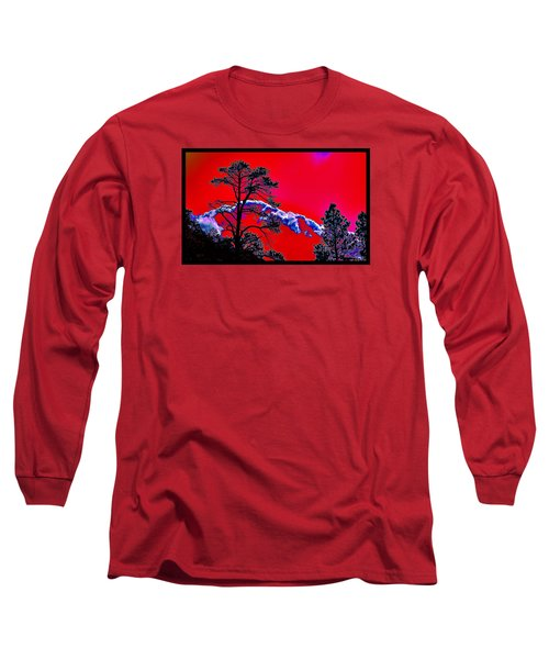 A Certain Cosmic Ecology Long Sleeve T-Shirt