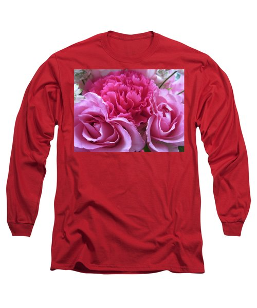 Happy Mothers Day/a Bundle Of Joy Long Sleeve T-Shirt