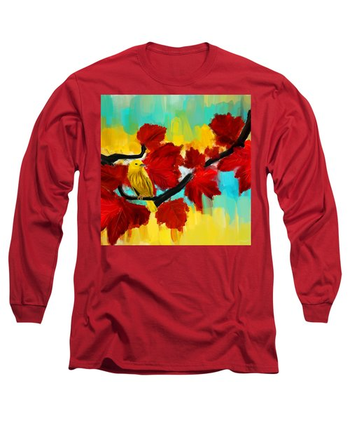 A Ponder Long Sleeve T-Shirt