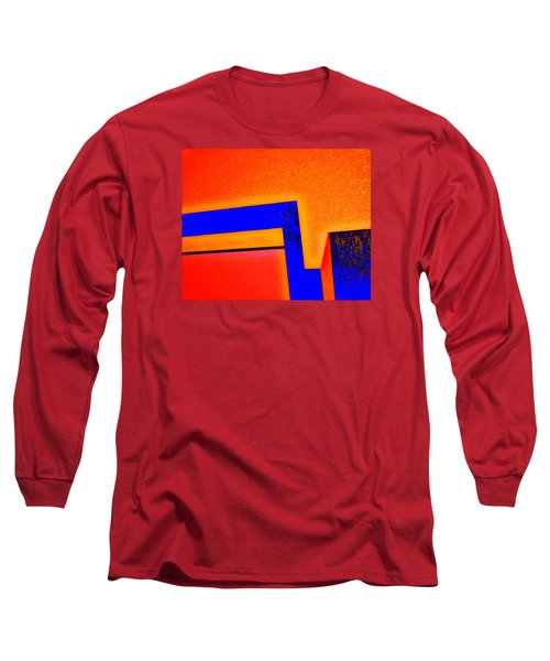 Manhattan Nocturne 66 Long Sleeve T-Shirt by Bill OConnor
