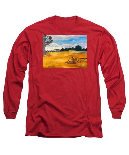 Abandon Farm Long Sleeve T-Shirt