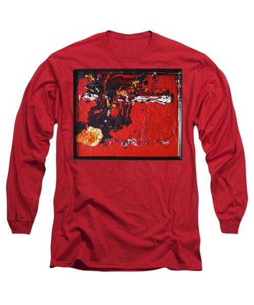 Abstract 13 - Dragons Long Sleeve T-Shirt