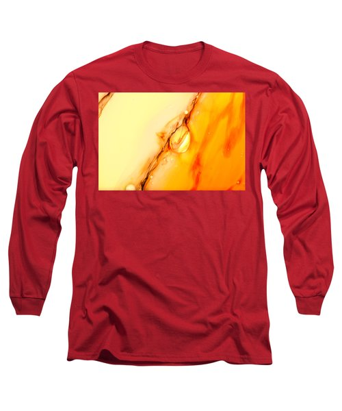 Abstract Colors. Long Sleeve T-Shirt